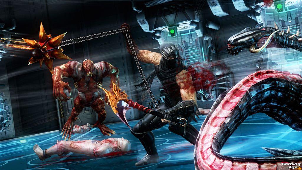 Intense New Ninja Gaiden 3 Razor S Edge Wii U Screens And A Trailer Gaming Age