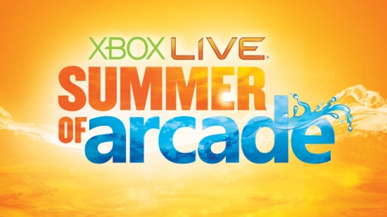 xbla summer of arcade logo