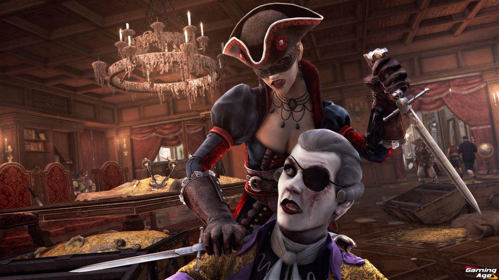 Ahoy Assassin S Creed Iv Black Flag Screens Show Off Some