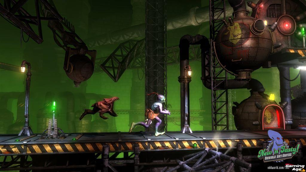 Oddworld Ps4