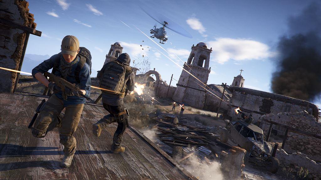 Tom Clancy S Ghost Recon Wildlands Open Beta Begins On 2 23