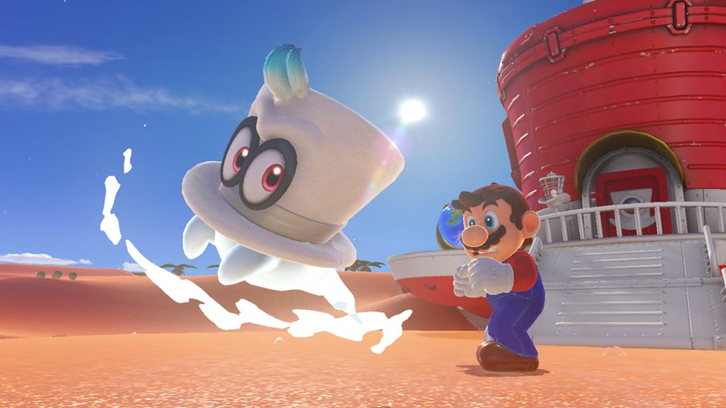 Super Mario Odyssey Review For Nintendo Switch Gaming Age