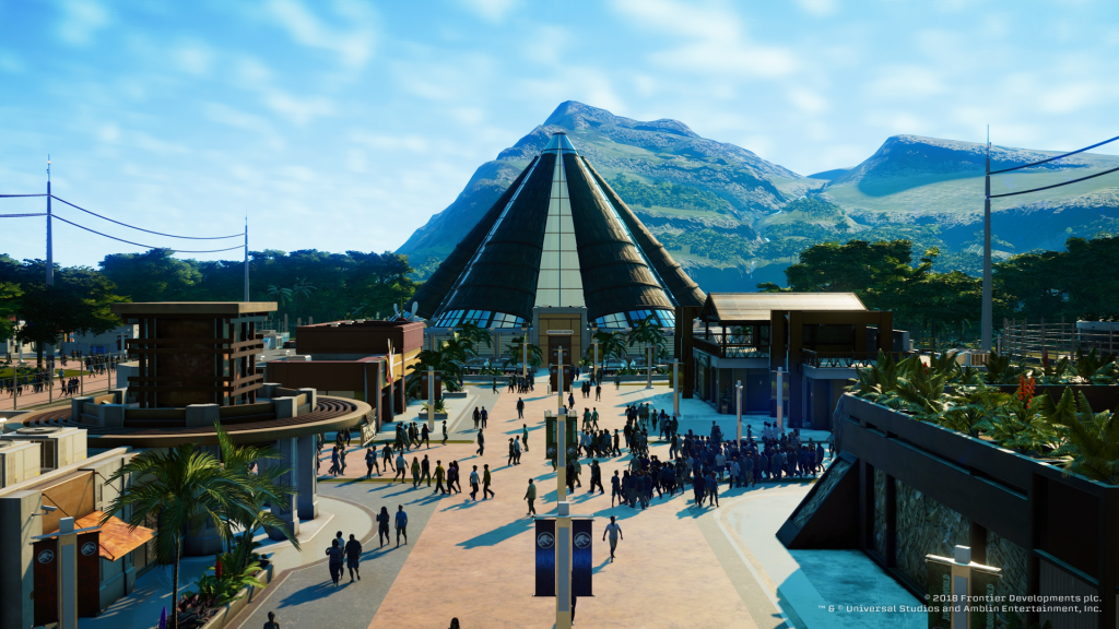 jurassic world evolution review for pc ps4 xbox one