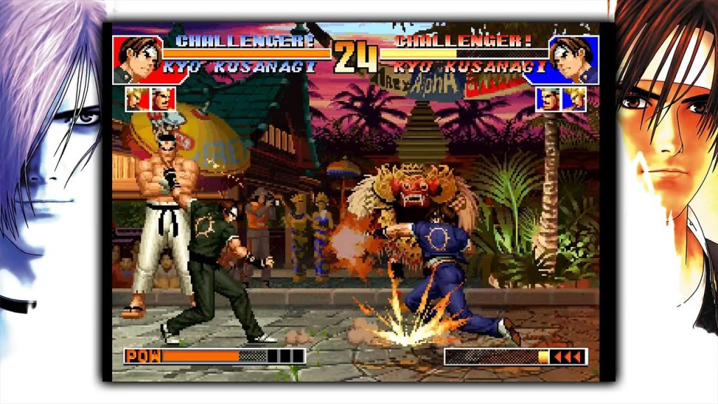 The King Of Fighters 97 Global Match Review For Ps4 Ps Vita