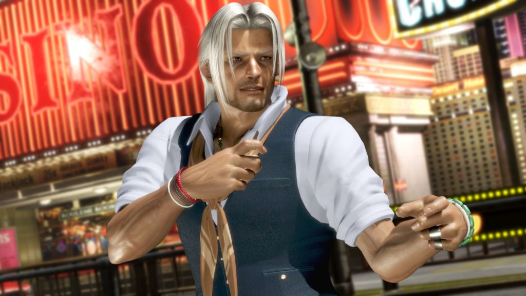 Drunken Master Brad Wong And Newbie Eliot Join The Dead Or Alive 6