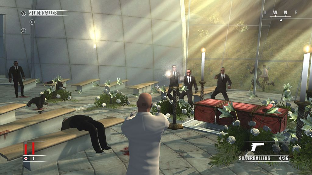 Hitman Hd Enhanced Collection Review For Xbox One Ps4 Gaming Age