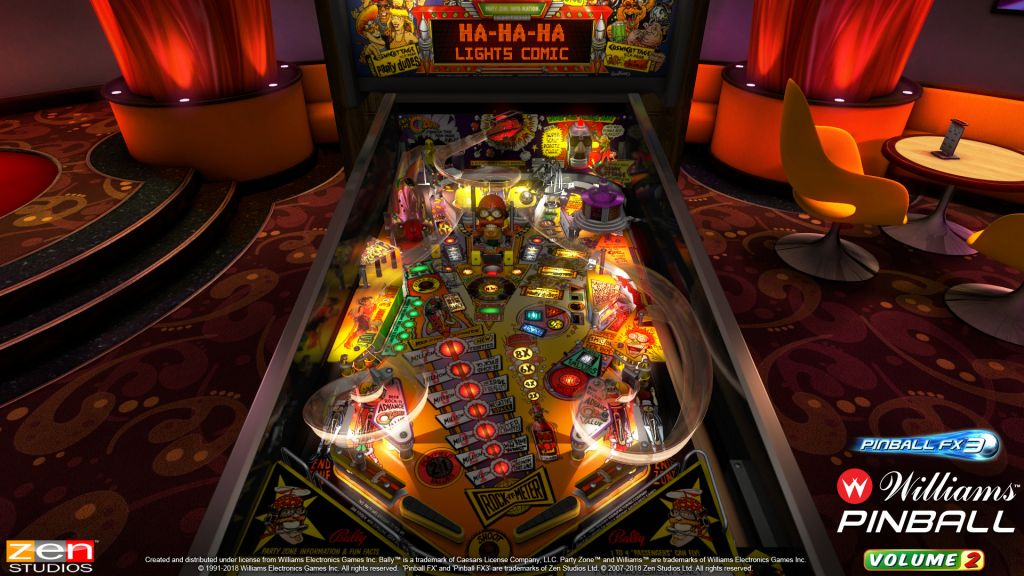 Pinball FX3 Williams Pinball Vol  2 review for PS4, Xbox One