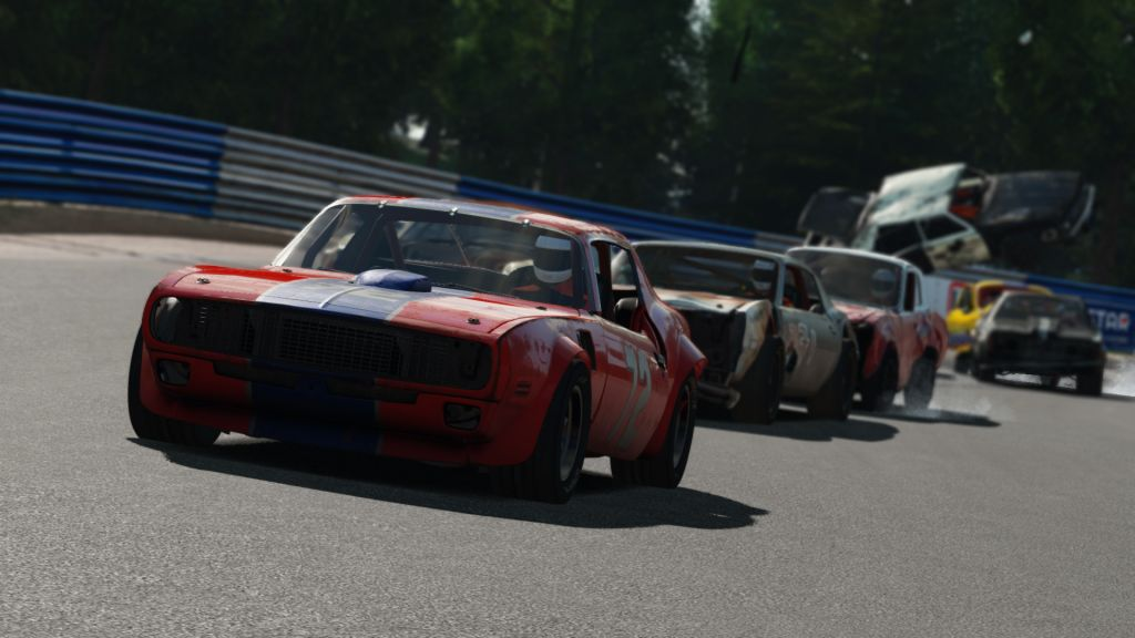Wreckfest review for PS4, Xbox One - Gaming Age