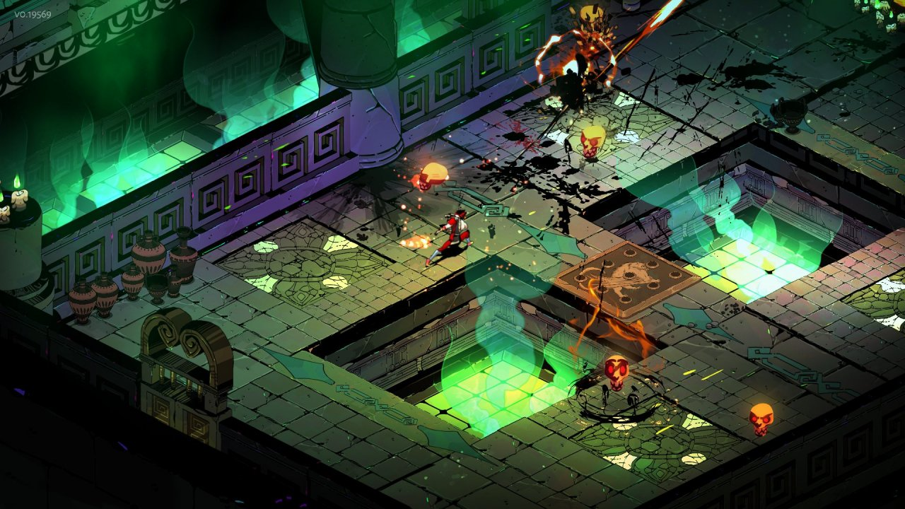 Hades Review For Nintendo Switch Pc Gaming Age